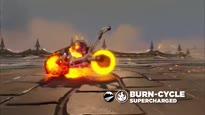 Skylanders SuperChargers - Lava Lance Erruptor Trailer