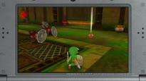 Hyrule Warriors Legends - Toon Link Charakter Trailer