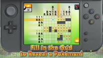 Pokémon Picross - Announcement Trailer