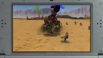 Hyrule Warriors Legends - Ganondorf Character Trailer