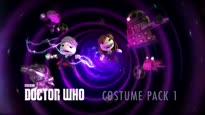 LittleBigPlanet 3 - Doctor Who Kostümpakete Trailer