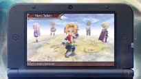 The Legend of Legacy - Liber & Garnet Trailer