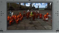 Hyrule Warriors Legends - Linkle Character Trailer