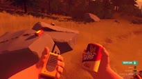 Firewatch - PSX 2015 Gameplay Demo