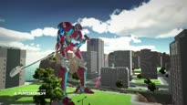 100ft Robot Golf - PSX 2015 Announcement Trailer