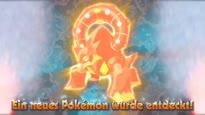 Pokémon Omega Rubin / Alpha Saphir - Volcanion Announcement Trailer