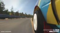 Sébastien Loeb Rally Evo - Pikes Peak Cars Trailer