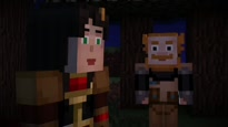 Minecraft: Story Mode - A Telltale Games Series - Episode #4: A Block and a Hard Place Trailer