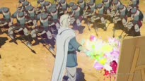 Arslan: The Warriors of Legend - Narsus Gameplay Trailer