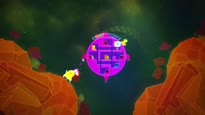 Lovers in a Dangerous Spacetime - PS4 Announcement Trailer