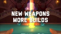 Dungeon Defenders II - PS4 Ascension Patch Trailer