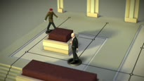 Hitman GO - PS4, Vita & PC Launch Trailer