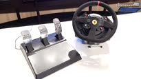 Thrustmaster T300 Ferrari Integral Racing Alcantara Edition - Lenkrad für PC/PS4 im Hardware-Check