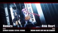 Nitroplus Blasterz: Heroines Infinite Duel - Heart Character Trailer