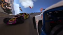 TrackMania Turbo - Umgebungen & Fahrstile Gameplay Trailer