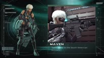 Ghost in the Shell: Stand Alone Complex - First Assault Online - Maven Character Spotlight Trailer