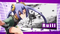 Nitroplus Blasterz: Heroines Infinite Duel - Release Date Trailer