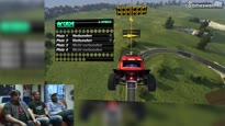 Zu zweit macht es eben mehr Spaß - Trackmania Turbo: Zwei Männer, ein Auto