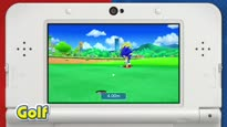 Mario & Sonic at the Rio 2016 Olympic Games - 3DS Gameplay Trailer