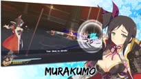 Senran Kagura Estival Versus - Gessen Trailer