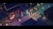 Shadow Tactics: Blades of the Shogun - Announcement Teaser Trailer