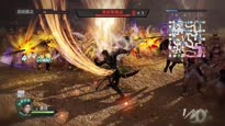 Samurai Warriors 4: Empires - 30 Seconds TV-Spot