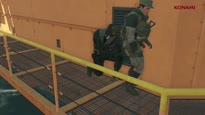 Metal Gear Online - Cloakd in Silence DLC Launch Trailer