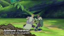 Naruto Shippuden: Ultimate Ninja Storm 4 - Oto-Quartett DLC Trailer