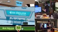 HTC Vive im Praxistest - Felix stellt euch fünf Spiele vor