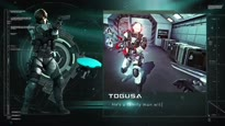Ghost in the Shell: Stand Alone Complex - First Assault Online - Togusa Character Spotlight Trailer