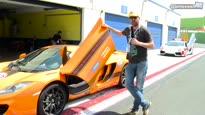 Assetto Corsa auf PS4 - Event von der Rennstrecke Vallelunga bei Rom