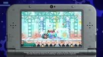 Kirby: Planet Robobot - Robobot Rampage Trailer