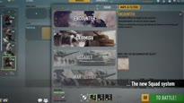Heroes & Generals - Videolog: Squad Update