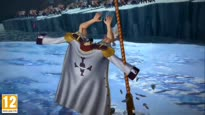 One Piece: Burning Blood - Whitebeard Moveset Trailer