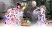 Dead or Alive 5: Last Round - Gust Mashup Costume DLC Trailer