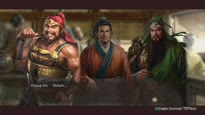 Romance of the Three Kingdoms XIII - Hero Mode Event Cutscenes Trailer