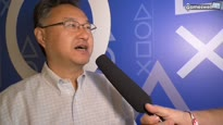 Shuhei Yoshida E3 2016 Interview - President of Sony's Worldwide Studios im Interview
