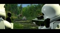 LEGO Star Wars: Das Erwachen der Macht - Rey Character Vignette Trailer
