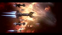 Battlefleet Gothic: Armada - Space Marines DLC Trailer
