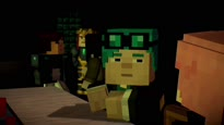 Minecraft: Story Mode - A Telltale Games Series - Episode #6: Guest Cast Video-Interview