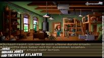 Gameswelt Top 100 - Platz #38: Indiana Jones and the Fate of Atlantis