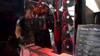 ASUS - ESL One 2016 Hardware-Check - So heiß kann ein wassergekühler PC aussehen!
