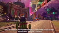 Plants vs. Zombies: Garden Warfare 2 - Zoff in Zombopolis: Teil 2 DLC Trailer