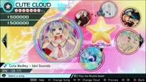 Hatsune Miku: Project DIVA X - Rhythm Trailer