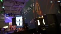 Warner Interactive Booth-Tour - Robin stellt euch den Stand auf der gamescom 2016 vor