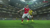 Pro Evolution Soccer 2017 - gamescom 2016 Trailer