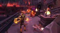 Dungeon Defenders II - The Lavamancer Trailer