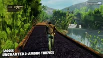 Gameswelt Top 100 - Platz #25: Uncharted 2: Among Thieves