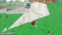 Gameswelt Top 100 - Platz #21: Super Mario 64