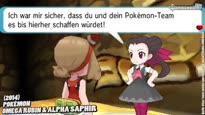 Gameswelt Top 100 - Platz #28: Pokémon Alpha Saphir / Omega Rubin
